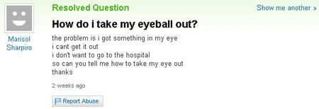 Another 12 Funny Yahoo Answers Fails - (stupid yahoo aswers, hilarious yahoo answers)