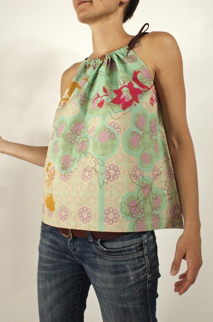 DaWanda DIY-Special: Damentop und Kinderkleid von chamue* - DaWanda Blog