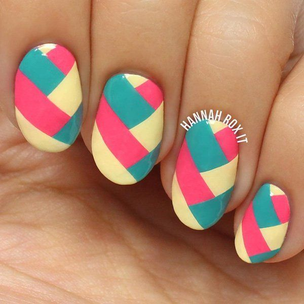 #Oval Nail Art #Ideas, how to get oval #nails, #short - Best 25+ Long Oval Nails Ideas On Pinterest Long Round Nails