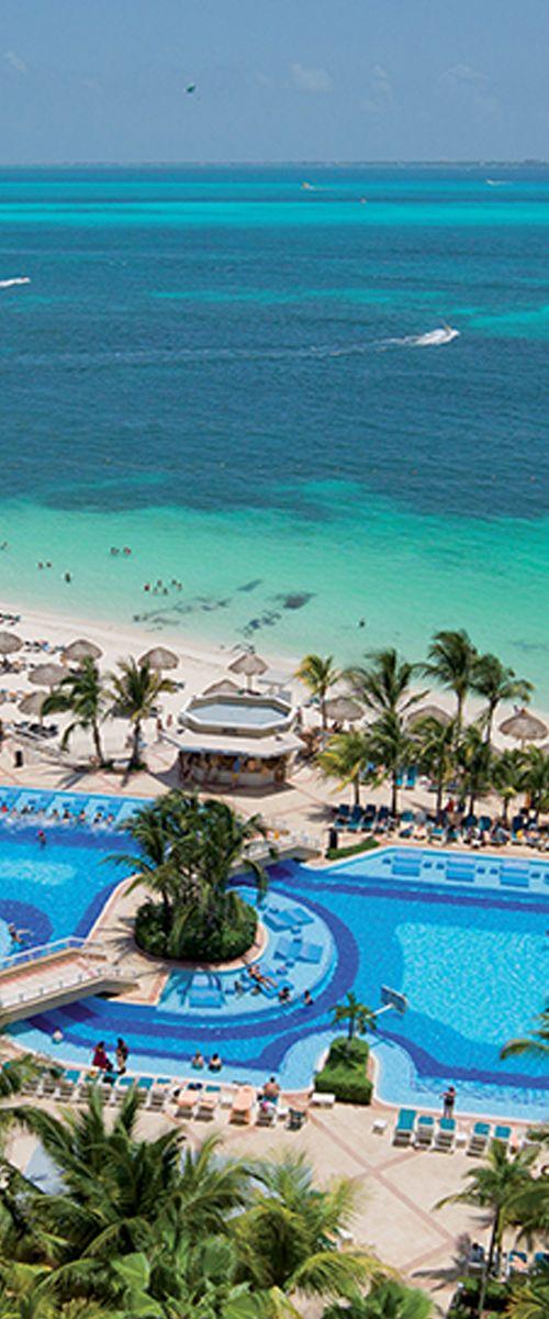 Riu Caribe - Hotel in Cancun - RIU Hotels & Resorts - All Inclusive 24h