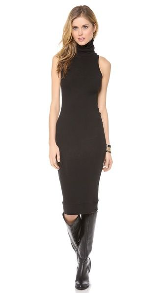 Rachel Pally Sleeveless Turtleneck Dress...I am a turtleneck hater, but this may have converted me.