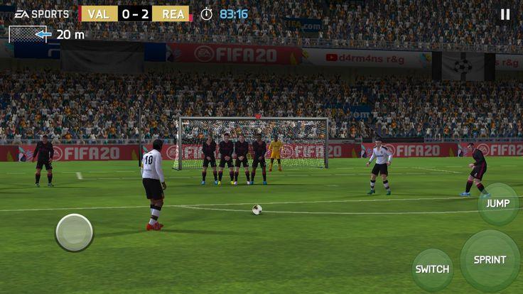 FIFA 2021 Apk Offline Mod APK OBB Data for Android