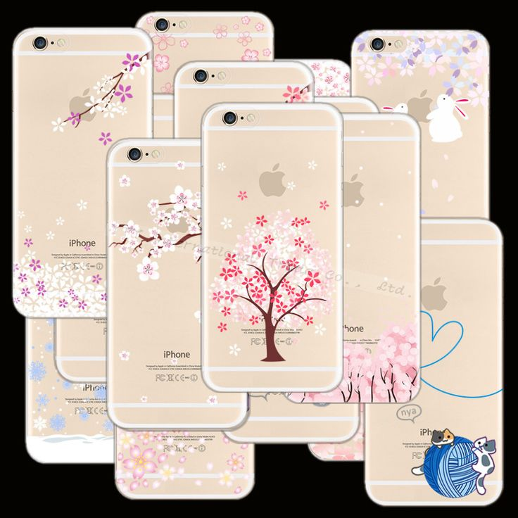 For  iPhone 5S SE Super Fashion Painting Flowers Silicon Phone Cover Cases For Apple iPhone 5 iPhone5 iPhone5S Case Shell Hot