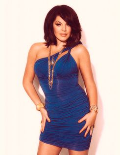 Sara Ramirez/Cali Torres - Awesome body!  Fit and curvy.  My inspiration.