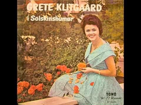 grete klitgaard  - Gule Roser - 1957