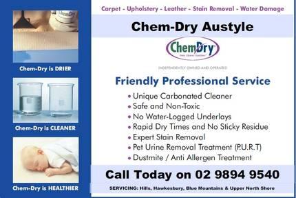 Chem-Dry Austyle Services