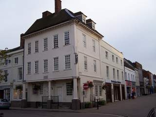 Dr. Johnson's House, Lichfield