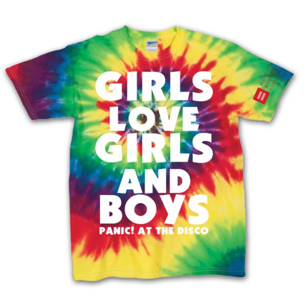 9db47457 panic! at the disco shirt | band merch | Disco shirt, Pride outfit ...