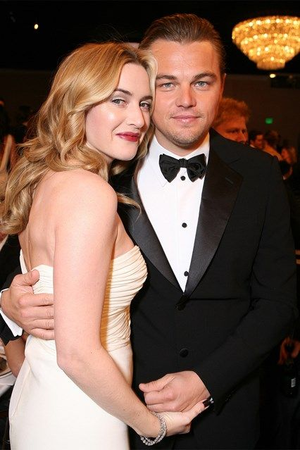 15 Times Leonardo DiCaprio & Kate Winslet gave us #FriendshipGoals