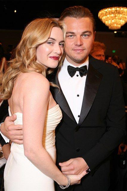 15 Times Leonardo DiCaprio & Kate Winslet gave us #FriendshipGoals