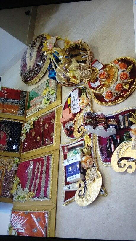 Vrishti creations marriage packing