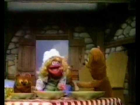 Sesamstraat - Goudhaartje en de drie beren