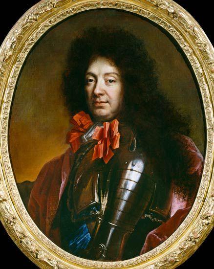 Nicolas de Largilliere:  Portrait of Francois Adhemar de Castellane de Monteil (1629-1714) Count of Grignan