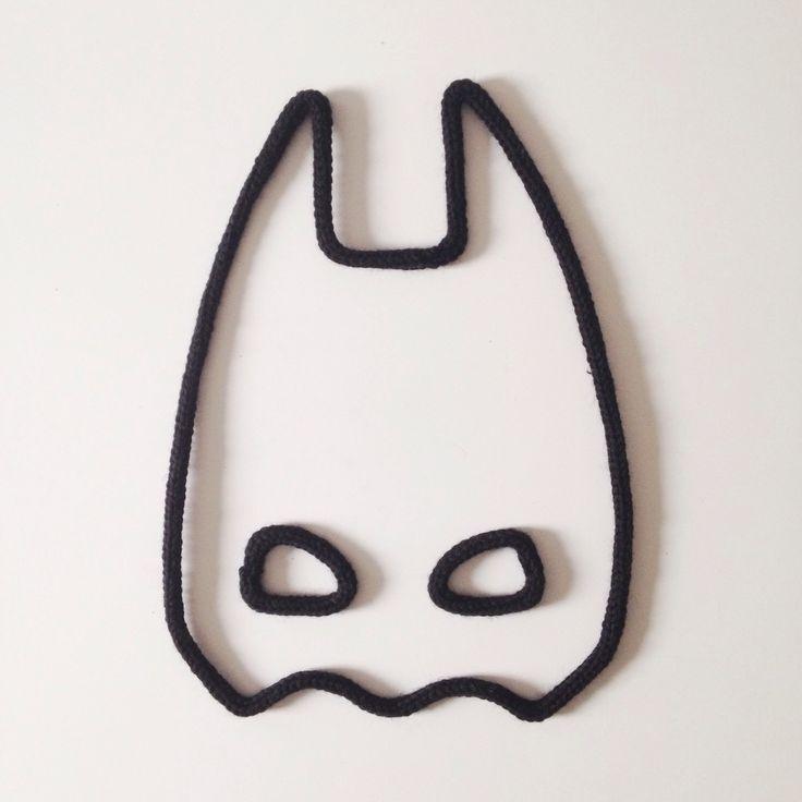 Tricotin, Super-héros, mot enlainé, mot en laine, batman