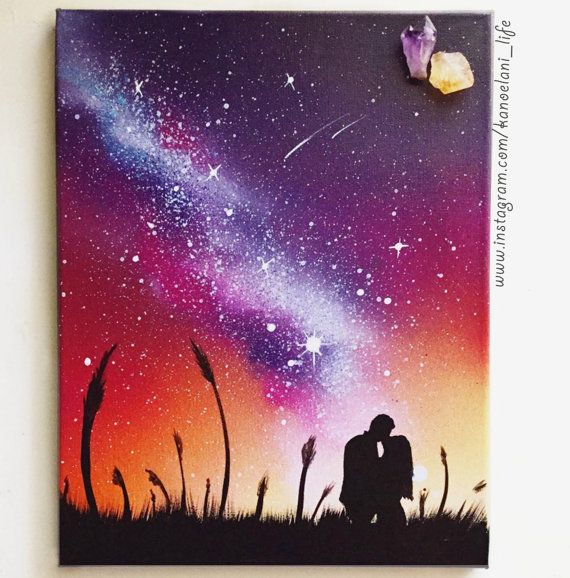 Best 25+ Spray paint on canvas ideas on Pinterest | Art on ...