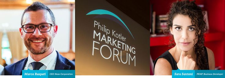 Philp Kotler Marketing Forum sab 7 e dom 8 Ottobre 2017 MIlano Università IULM