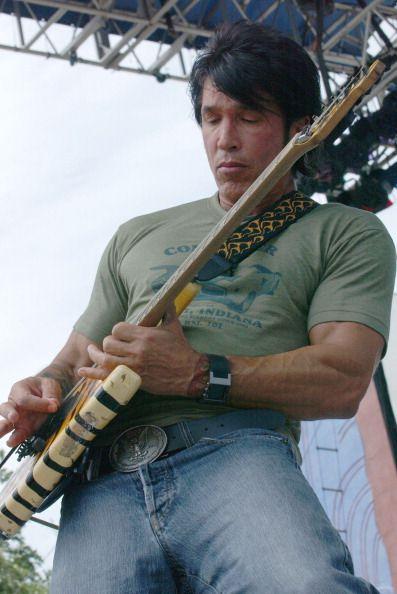 George Lynch - Crossroads Guitar Festival (Day Two): Fair Park - Dallas Texas