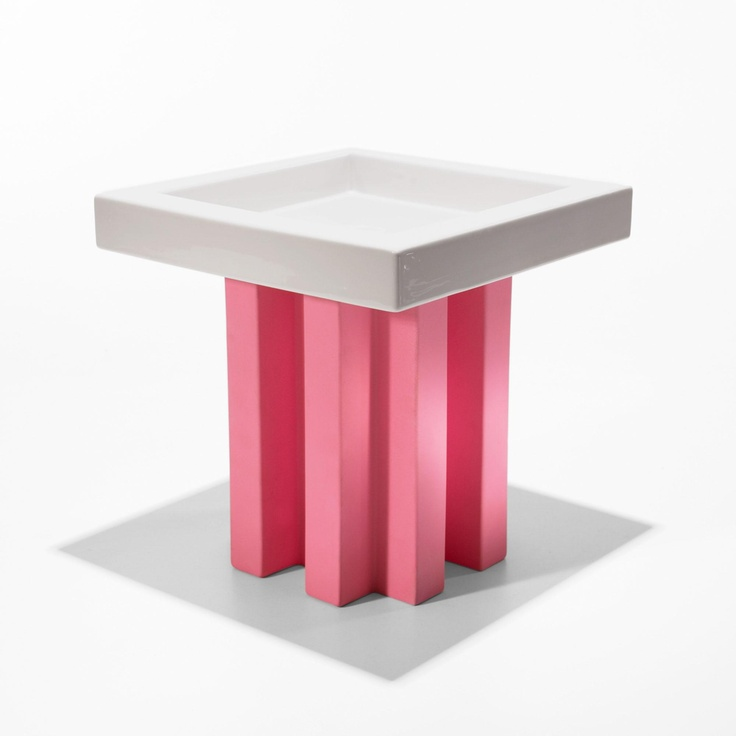 54 best design style memphis images on pinterest - Funky table milano ...