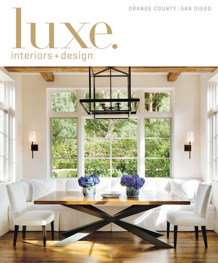 Orange County San Diego November December 2015 Interior Design And Interior Architecture