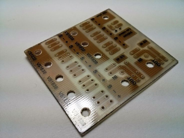 TheRandomLab: DIY PCBs on the cheap: toner transfer with Box Packing Tape and a Hair Straightener / Iron