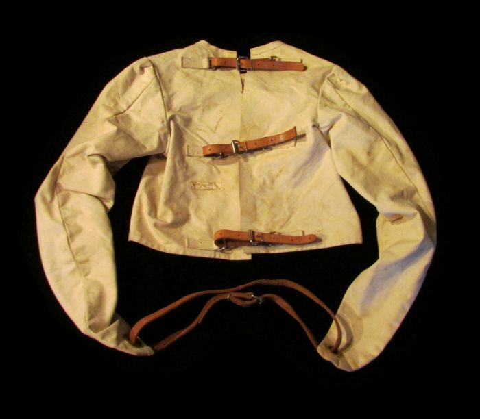 Antique Straight Jacket For Sale | Outdoor Jacket