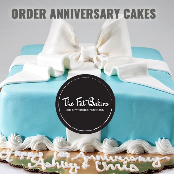 Order now fresh and yummy #anniversarycakes online. Delicious and various flavored #cakes are available with name for an #anniversary. The Fat Bakers best online cake shop in Delhi. Order Best Quality #Cakes Call or WhatsApp +91-7838243837 Visit Us: http://www.thefatbakers.com/price-list.html #yummy #deliciousness #donuts #dessert #sweetcakes #sweet #sweetie #cutecake #celebration #partytime