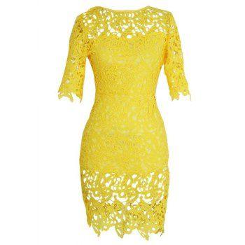 Yellow Dresses For Women | Cheap Cute Womens Dresses Casual Style Online Sale | DressLily.com