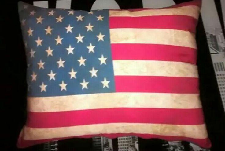 Bandera Norte America.