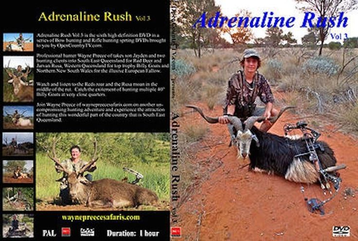 Adrenaline Rush VOL 3 - DVD!