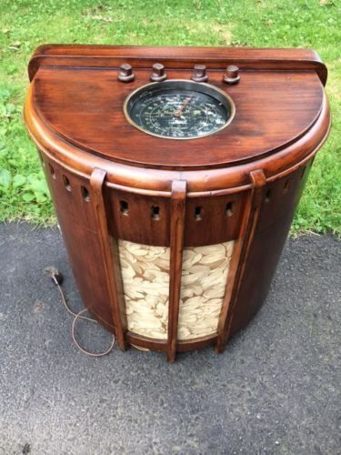 1077 best art deco radios from ebay images on pinterest for Zenith sofa table