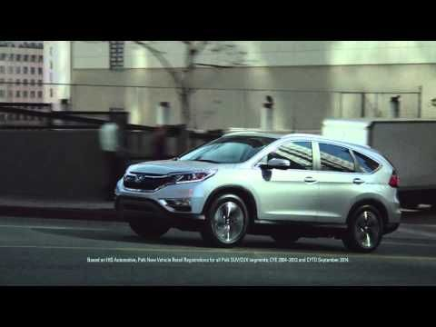 See why the 2015 Honda CR-V has been named Motor Trend Magazine's 2015 Sport/Utility of the Year®. The best-selling SUV of the decade has been restyled for even better performance, safety and value than ever.