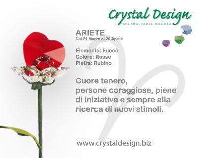 #Ariete #crystaldesign