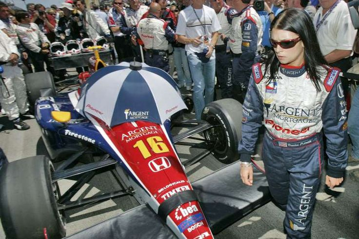May 29,  2005: DANICA PATRICK BECOMES FIRST WOMAN TO LEAD INDY 500  -  Danica Patrick becomes the first female driver to lead 89th running of the Indianapolis 500. Patrick finished 4th.