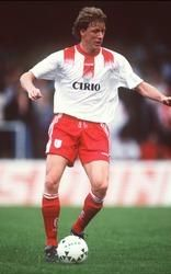 HELLERS GUY SPORT FOOTBALL VOETBAL STANDARD LIEGE STANDARD LUIK SAISON 1997 1998 !IM 333542