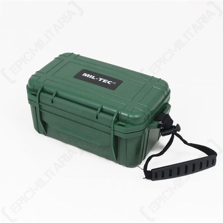 Camping First Aid Kit - Olive Green