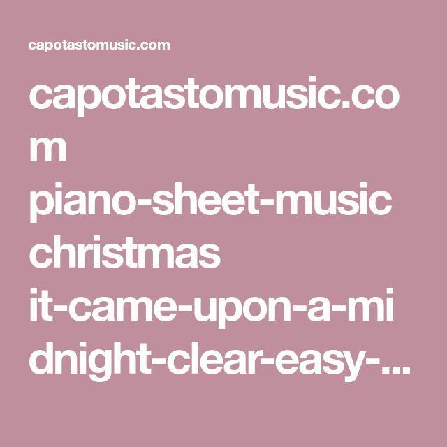 Havana Camila Piano Sheet Music Easy