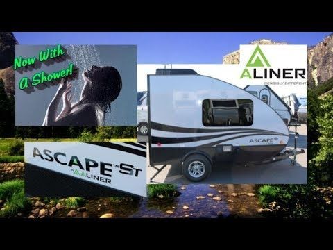 NEW 2019 Aliner Ascape ST | Mount Comfort RV - YouTube | A