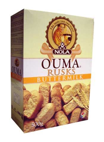 Ouma Rusks - to dip in tea...mmm! ...or coffee, hot chocolate etc! From South Africa <3