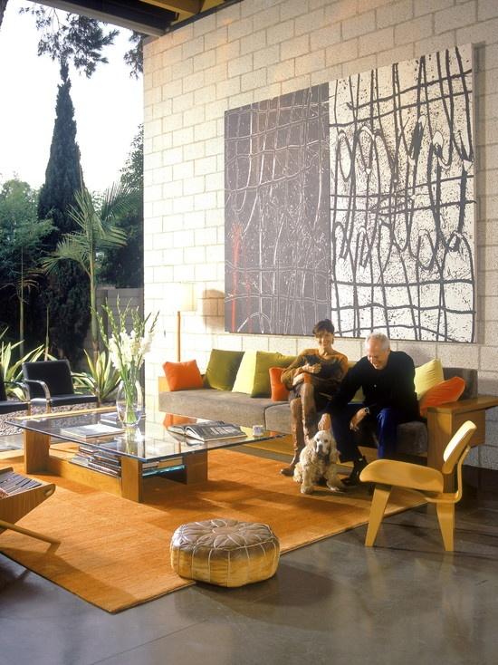 Cinder Block Wall Design, Pictures, Remodel, Decor