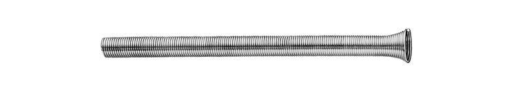 """Ridgid 35260 D-1378 Pack of 6 Spring-Type Tube Bender.  Length: 12""""   Tube O.D.: Hand Tools Bending Tools Spring Type Benders"""