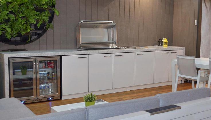 best 25 outdoor bbq kitchen ideas on pinterest outdoor
