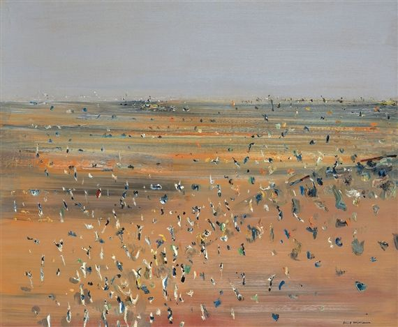 Fred Williams, BURNT LANDSCAPE, YOU-YANGS