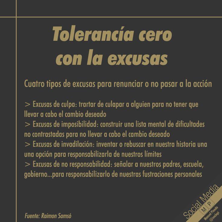 #socialmediamp #accion #excusas