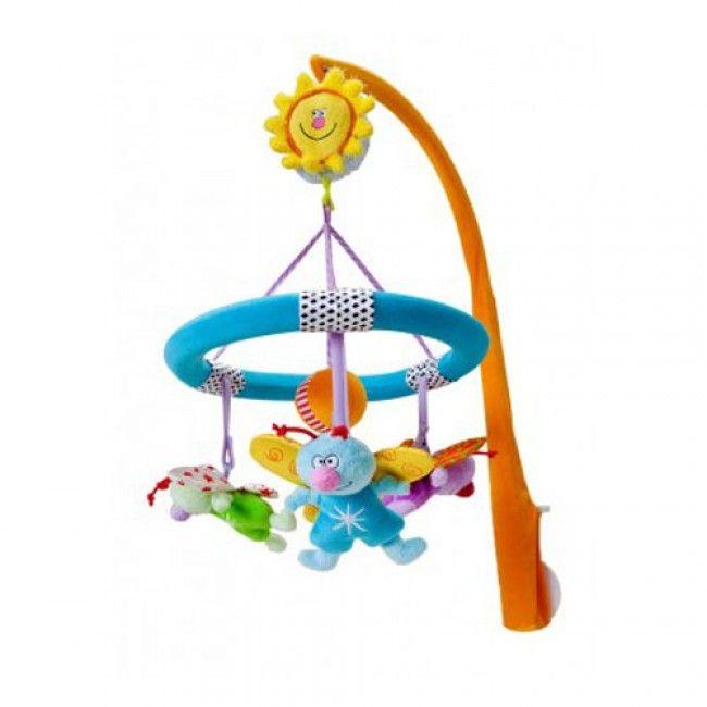 TAF Toys Musikkuro fra Gobaby. Om denne nettbutikken: http://nettbutikknytt.no/gobaby/