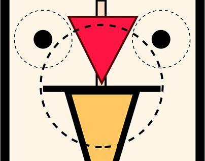 "Check out new work on my @Behance portfolio: ""geometric arrow frog"" http://be.net/gallery/53628939/geometric-arrow-frog"