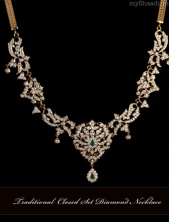 Buy Classic Bridal Jewellery for your Wedding