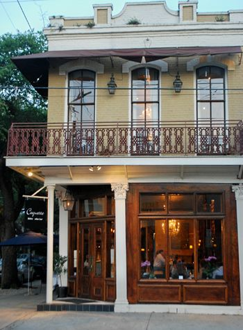 Coquette great spot for dinner in historic garden district - Parking garden district new orleans ...