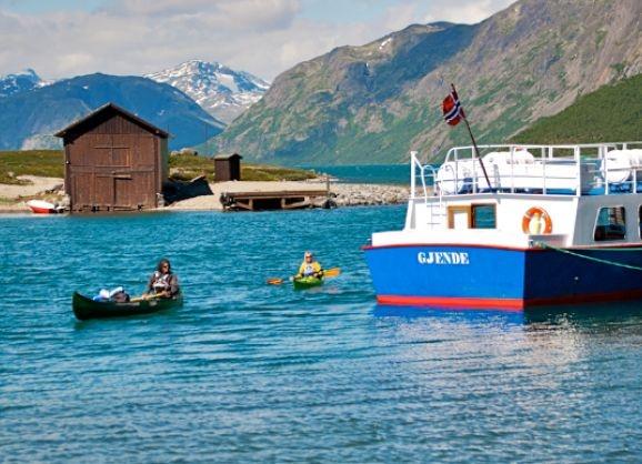 Source to sea - paddling Norway's Sjoa and Driva rivers   Nightjar Travel Magazine #Nightjar #ScottMartin