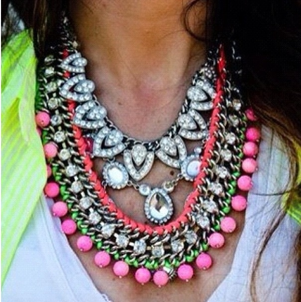 Fun colors to rock on a summer date.