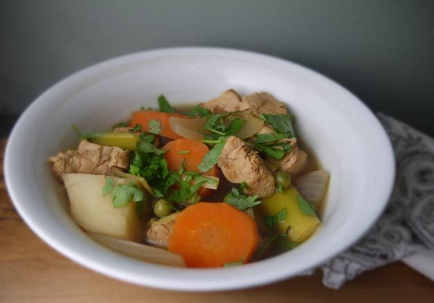 5-2 diet low calorie chicken and vegetable casserole